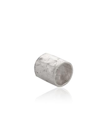 """תמונה של צינור כסף 925 5/5 מ""""מ מרוקע"""