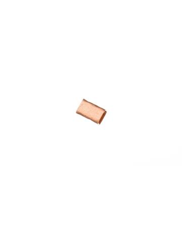 """תמונה של צינור גולדפילד אדום מרובע 3/5 מ""""מ מרוקע"""
