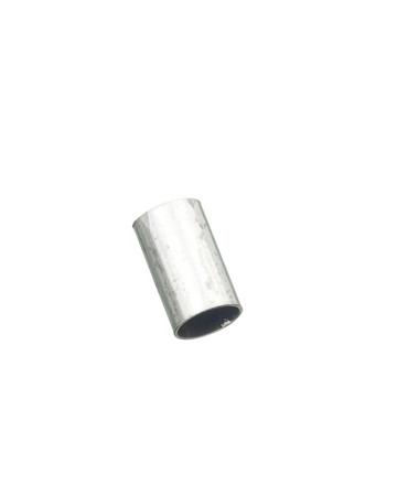 """תמונה של צינור כסף 925 6/0.3/10 מ""""מ"""