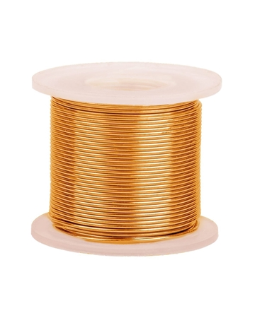 Picture of 14K Rose Gold Round Wire 1mm/18 gauge