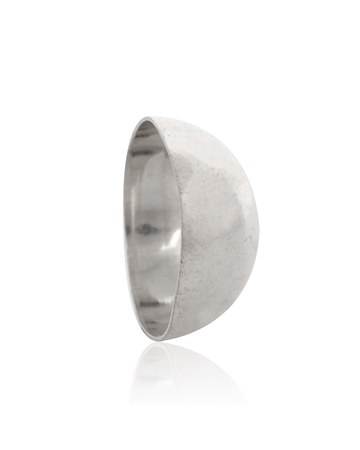 Picture of Sterling Silver 20mm Half Ball