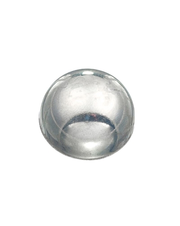 Picture of Sterling Silver 14mm Half Ball
