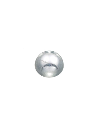 Picture of Sterling Silver 6mm Half Ball