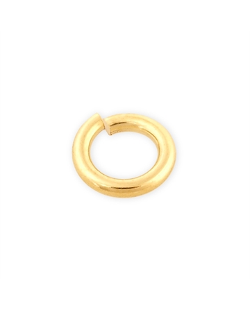 Picture of 14KY  Gold 4.1mm OD Open Jump ring