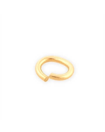 Picture of 14KY  Gold .70X.94 Oval Open Jump ring