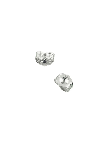 Picture of Sterling Silver Ear Back For 0.8mm Post