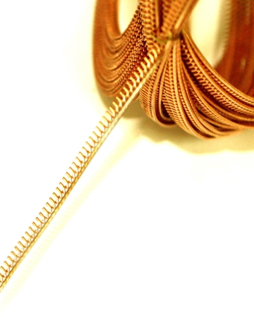 Picture of Brass Gallery Ribbon