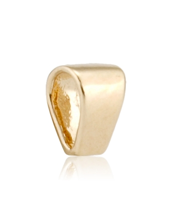 Picture of 14K Yellow Gold 4.7mm Cast Bail
