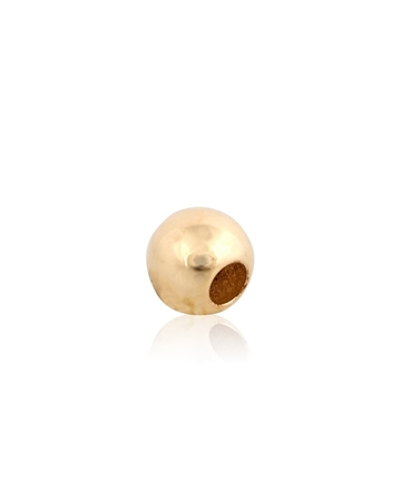 Picture of Gold Filled 2.5mm Bead 1mm Hole