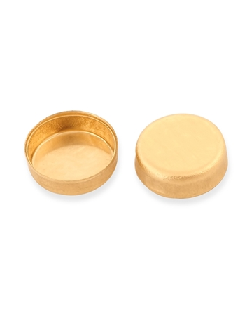 Picture of 14KY GOLD BAZEL CUP 6MM