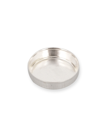 Picture of Sterling Silver 8mm Bezel Cup