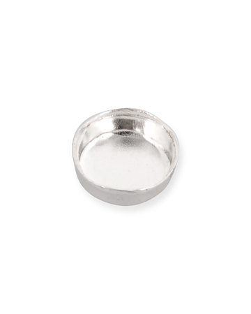 Picture of Sterling Silver 4mm Bezel Cup