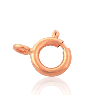 Picture of Rose Gold Filled 6mm Spring Clasp