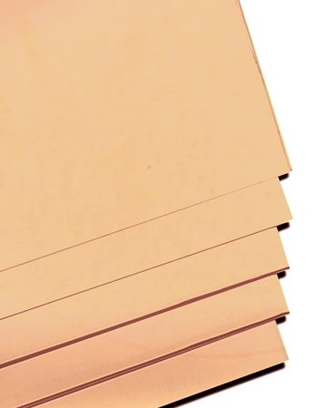 """תמונה של פח גולדפילד אדום 0.20 מ""""מ"""