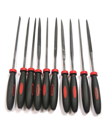 Picture of Handle Wax Needle Files Kit Set