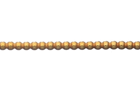Picture of Brass Beaded Wire 2mm