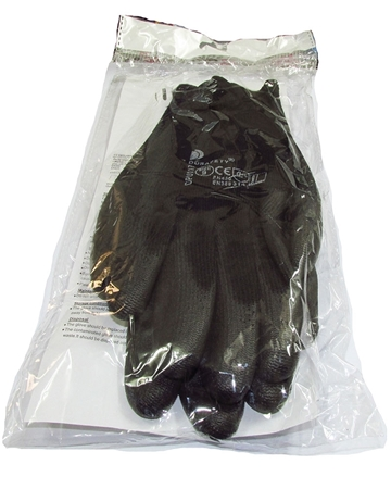 Picture of Cotton Black  Gloves
