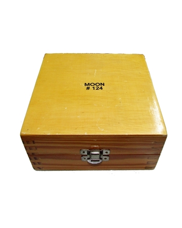 Picture of Burrs Wooden Box  W/ 100 holes