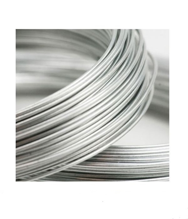 Picture of 0.7mm/21 gauge Round Pure Fine 999 Silver Wire Soft