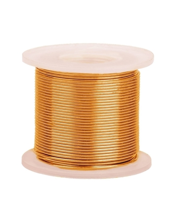 Picture of 14K Rose Gold Round Wire 0.6mm/22 gauge