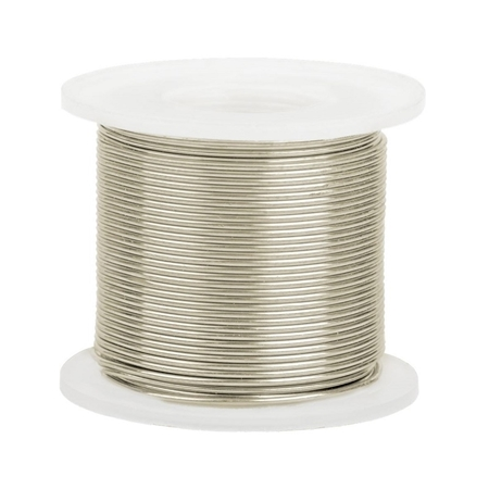 Picture of 14K White Gold Round Wire 1.5mm/14 gauge