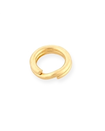 Picture of 14KY  Gold 4.9mm Split Jump ring