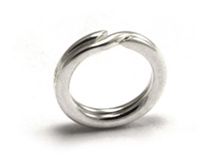 Picture of 925 Silver Round Split Rings 5mm