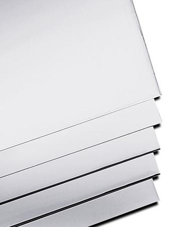 """תמונה של פח 14K לבן חצי קשה 0.8 מ""""מ"""