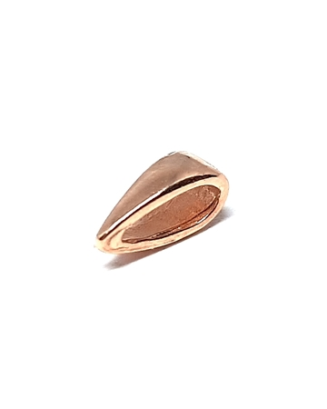 Picture of 14K Rose Gold 6mm Cast Bail