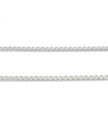 Picture of Sterling Silver Curb Chain 1.3mm