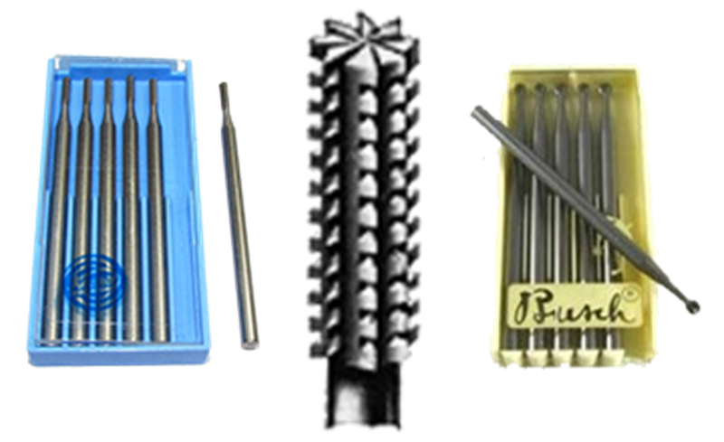 Picture for category Cylinder Burrs
