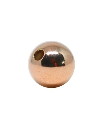 Picture of Gold Filled Red 2.5mm Bead