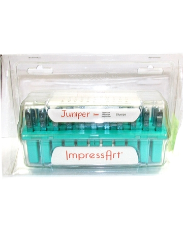 Picture of Juniper Punches Letter U Case Set -3mm