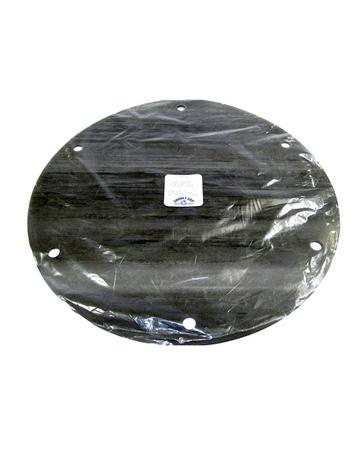 תמונה של פקונג  שחור עגול למכסה לטרומל אדום