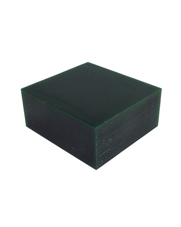 Picture of MATT Wax Hard Solid Green Bar 250gr