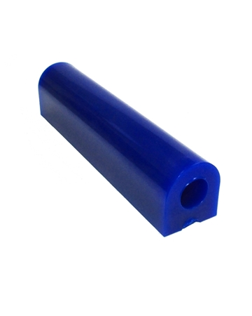 Picture of MATT Wax Ring Flat Soft BlueTube With Hole  1-1/4""