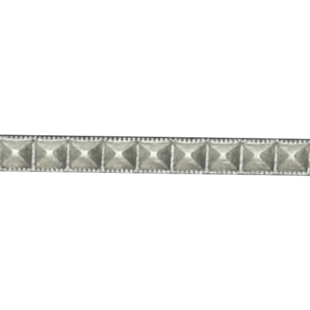 Picture of 935 Silver Gallery Pattern  Strip 3062
