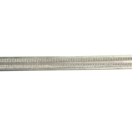 Picture of 935 Silver Gallery Pattern  Strip 3100