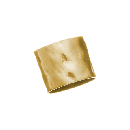 Picture of Gold Filled 7/5mm Hammered Square Tube