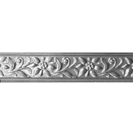 Picture of 935 Silver Gallery Pattern  Strip 3223