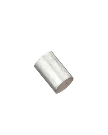 Picture of Sterling Silver 6/10mm Hammered Tube