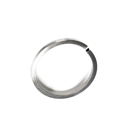 Picture of 925 Sterling Silver Square Bangle Tube 6x6mm/0.5mm/63mm