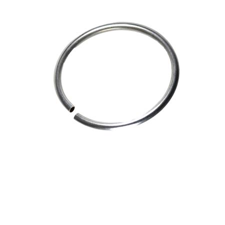 """תמונה של צינור צמיד כסף 925 עגול 4מ""""מ/0.5מ""""מ/63 מ""""מ"""