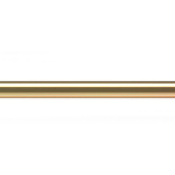 """תמונה של צינור זהב 14K צהוב קוטר 1מ""""מ"""