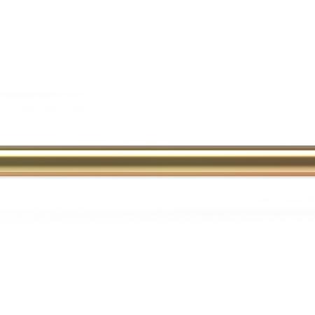 """תמונה של צינור זהב 14K צהוב קוטר 2.5מ""""מ"""