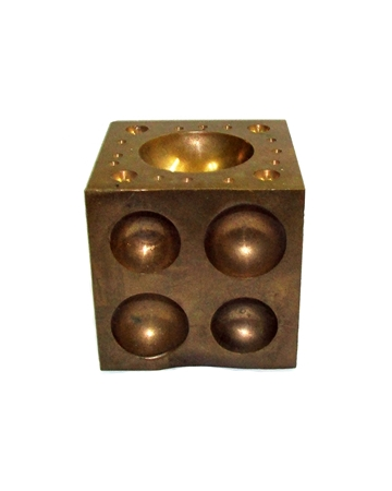 Picture of Brass Combination Block Cube Equipment