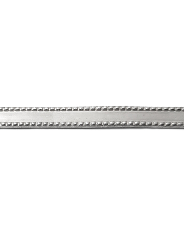 Picture of 935 Silver Gallery Pattern  Strip 3204