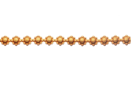 Picture of Brass Gallery Ribbon 1358H