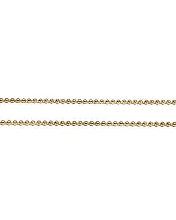 Picture of Gold Filled 1.5mm Bead Chain