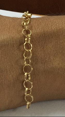 """תמונה של שרשרת גולדפילד רולו 5.5מ""""מ"""